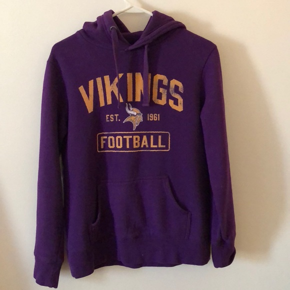 best website 7561c 32f73 MINNESOTA VIKINGS HOODIE